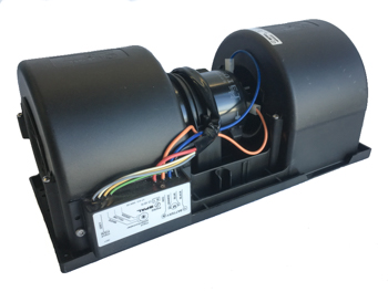 006-B50-IET-22 24v SPAL BLOWER WITH IET CONTROL
