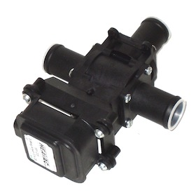 28mm 3 WAY MOTORISED WATER 24v VALVE
