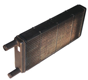 VAN HOOL RADIATOR (28MM PIPE)