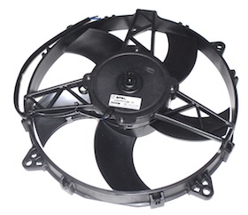 VA26-AP51/C-56A CONDENSER FAN (SUCTION) 12v
