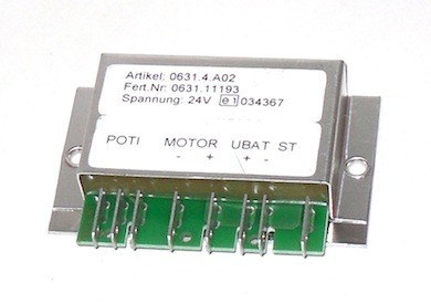 SUTRAK SPEED CONTROL BOX