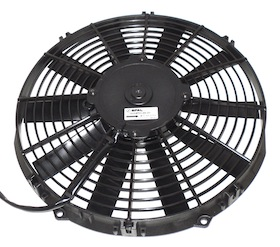 VA10-BP9/C-25S SPAL FAN 24V BLOWING STRAIGHT BLADE