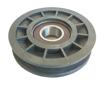 Pulley 90mm Dia