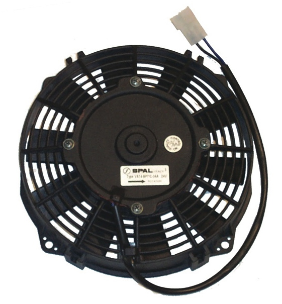 VA14-AP11/C-34A CONDENSER FAN (SUCTION) 12V