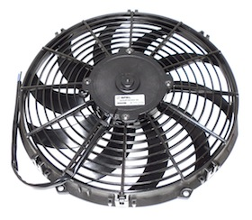 VA10-BP50/C-61A SPAL AXIAL FAN 24 VOLT (SUCTION)
